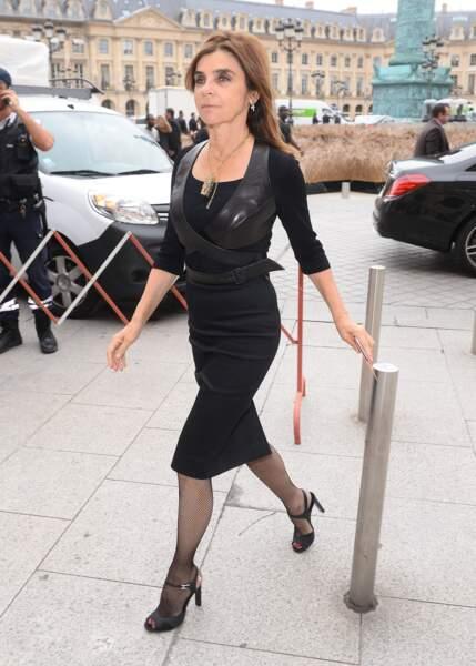Fashion Week Haute Couture : Carine Roitfeld