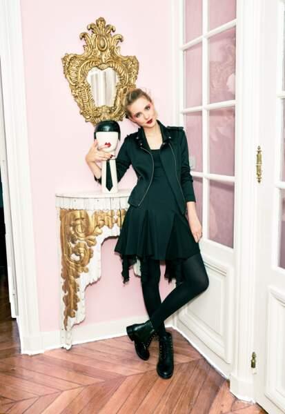 Perfecto Chantal Thomass x Damart, 129€