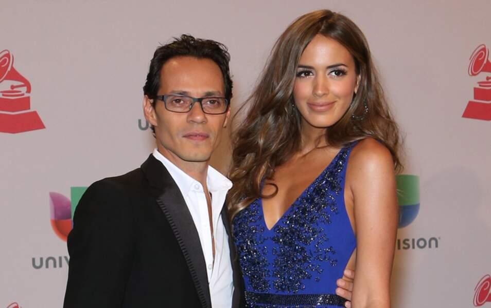 Marc Anthony et Shannon de Lima