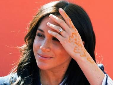 Meghan Markle : pourquoi a-t-elle retiré sa bague de fiançailles ?