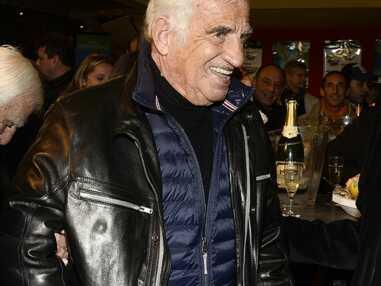 Jean-Paul Belmondo : un hommage sur glace sur les Champs Elysées