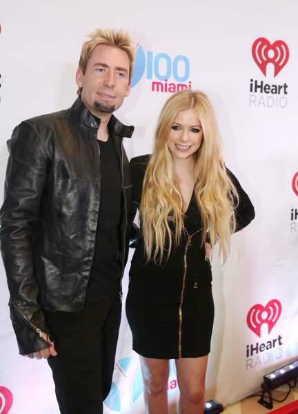 Avril Lavigne & Chad Kroeger (Nickelback)