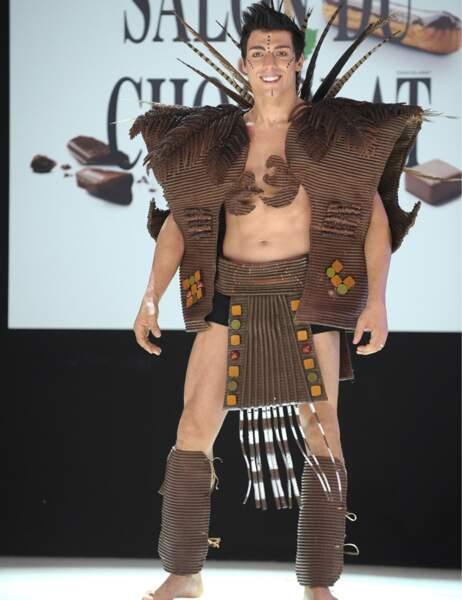 Taïg Khris en Tribal choc