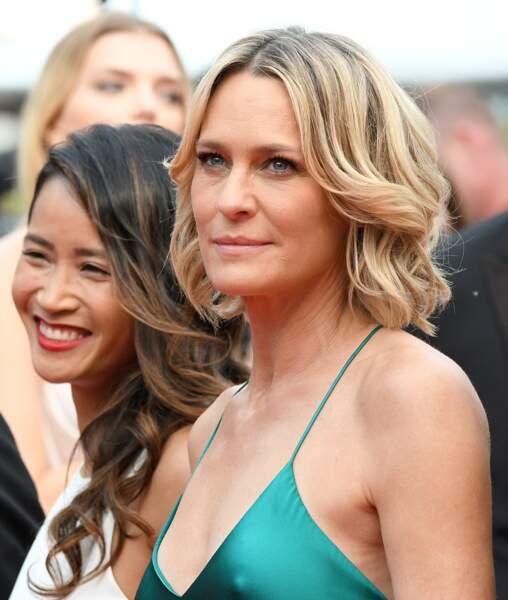 Festival de Cannes 2017 : Robin Wright