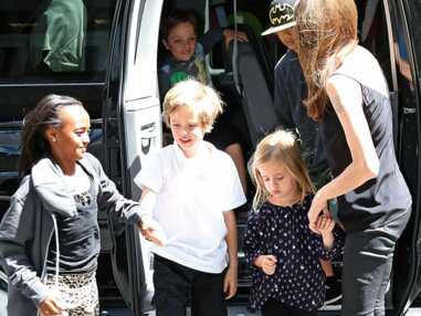 Voilà ce qui rend les enfants d'Angelina Jolie aussi euphoriques