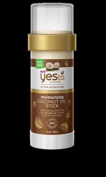 Stick hydratant, Yes to Coconut chez Monoprix, 12€