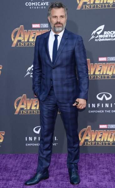 Première mondiale d'Avengers: Infinity War - Mark Ruffalo