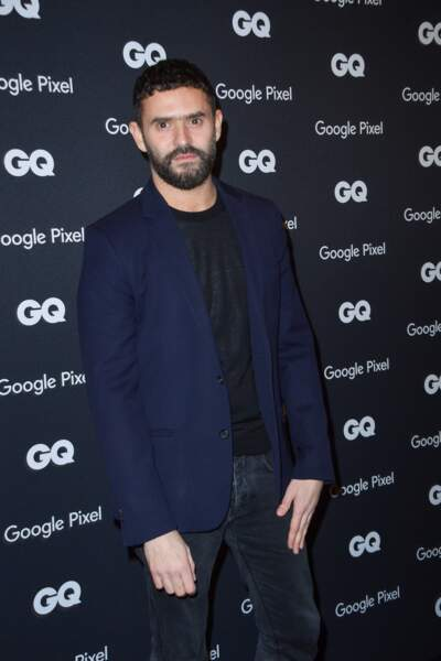 GQ Men Of The Year Awards 2018 : Alexandre Mattiussi