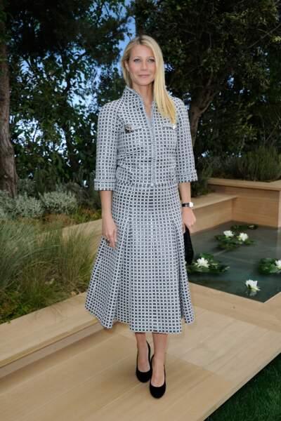 Gwyneth Paltrow en mode lady