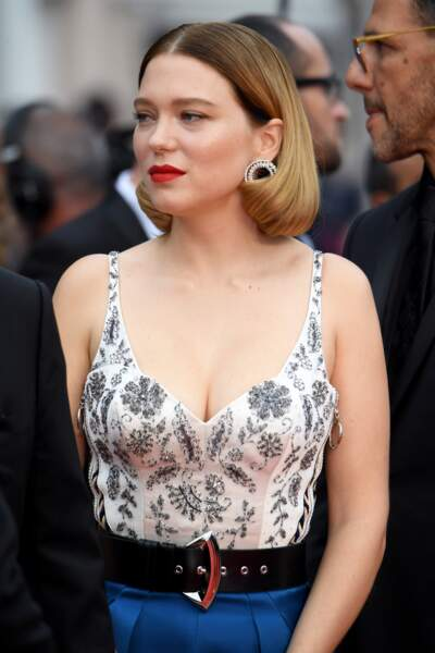 Léa Seydoux au Festival de Cannes 2019