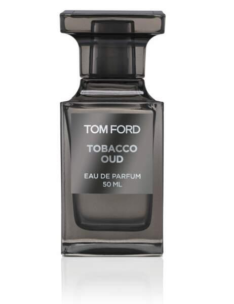 Tobacco Oud de Tom Ford : meilleur parfum d'une collection de grande marque