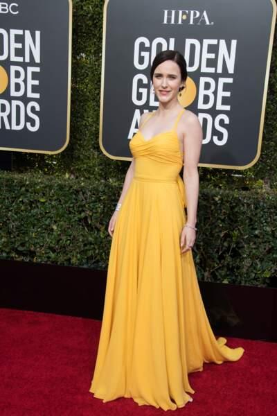 76ème cérémonie des Golden Globes : Rachel Brosnahan