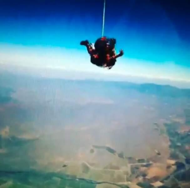 Une expérience incroyable immortalisée en vidéo
