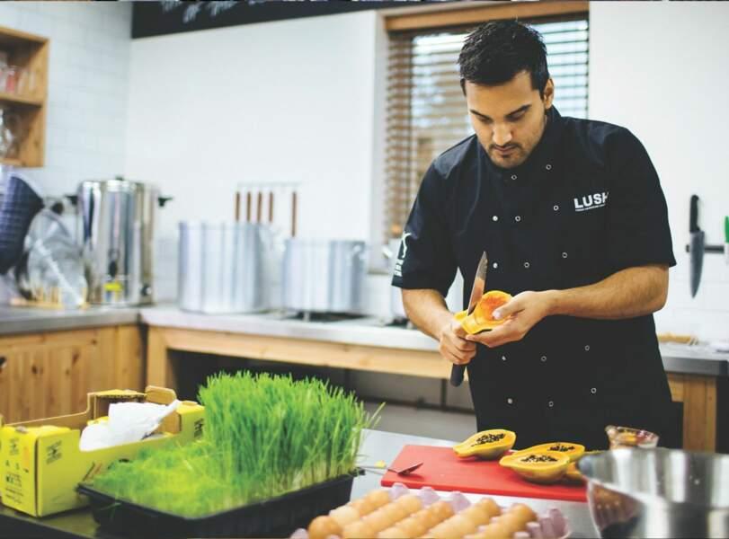 Lush cuisine