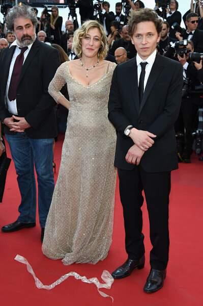 Raphaël et Valeria Bruni Tedeschi