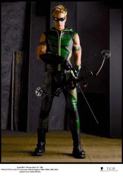 Vous savez, l'Archer Vert