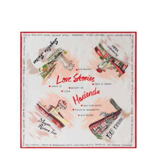 La collection capsule de Lucy Williams pour Love Stories