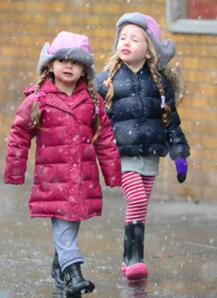 Tabitha et Marion, les jumelles de Sarah Jessica Parker