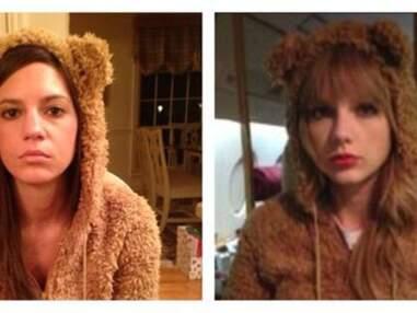 Taylor Swift s'incruste à une fête chez une de ses fans