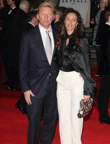 Boris et Lilly Becker
