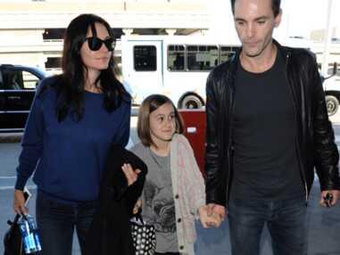 Courteney Cox à Venise avec son nouveau compagnon Johnny McDaid et sa fille Coco