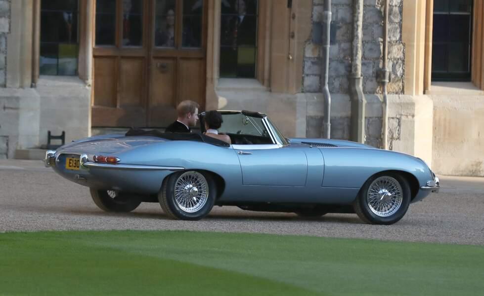 Les jeunes mariés sont attendus à la soirée organisée par le prince Charles à Frogmore House