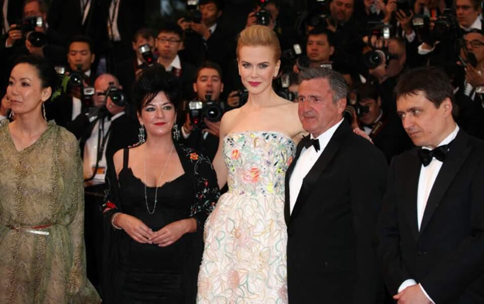 Le jury du Festival de Cannes