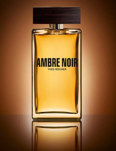 Ambre noir d'Yves Rocher : parfum en grande distribution