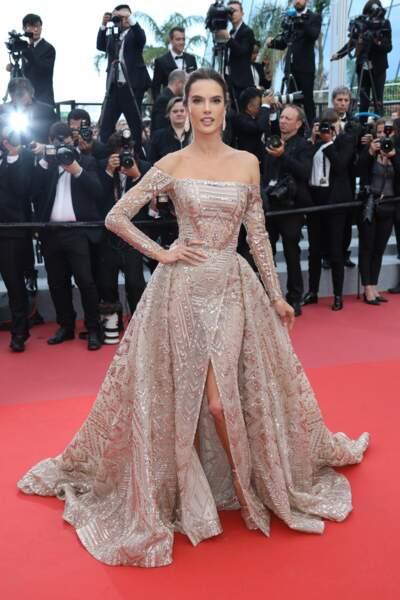 Alessandra Ambrosio en 2018