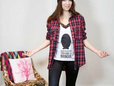 Les T-Shirts à messages