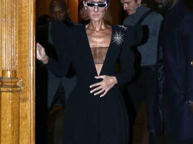 Céline Dion ULTRA décolletée pour une sortie avec Pepe Munoz