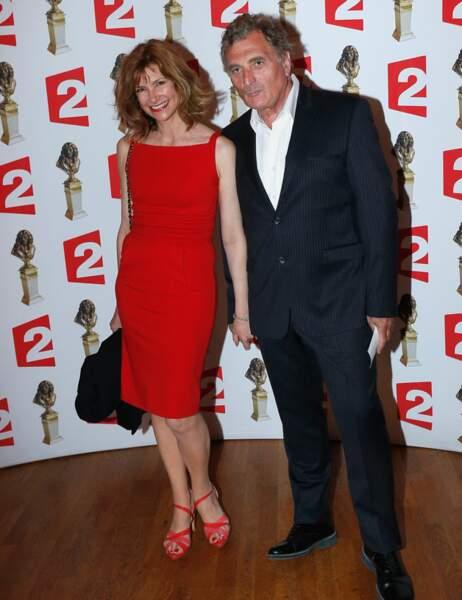 Florence Pernel et Patrick Rotman