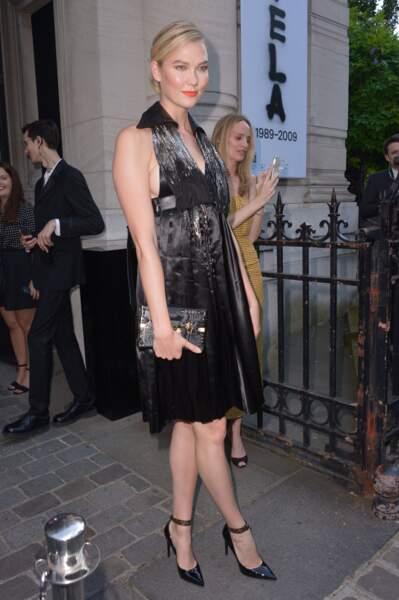 Dîner Vogue : Karlie Kloss