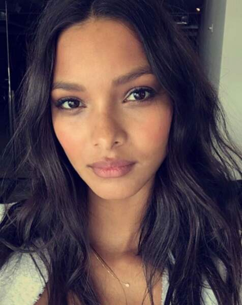 Défilé Victoria's Secret à Paris : Lais Ribeiro