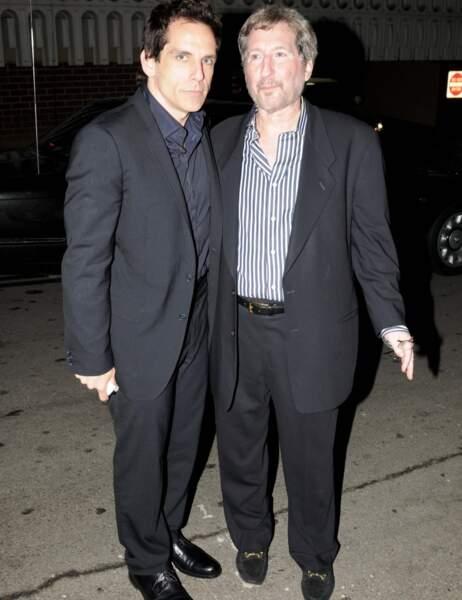 Ben Stiller et son papa