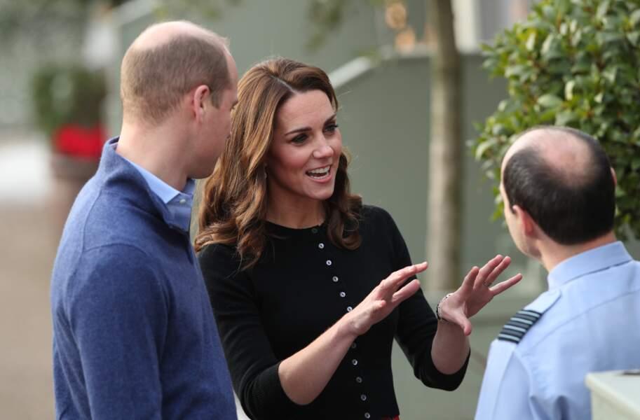 Kate Middleton et le prince William font une dernière mise au point
