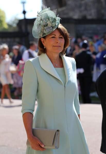 Carole Middleton, la mère de Kate