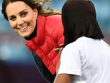 Kate Middleton enceinte : son baby bump se voit de plus en plus
