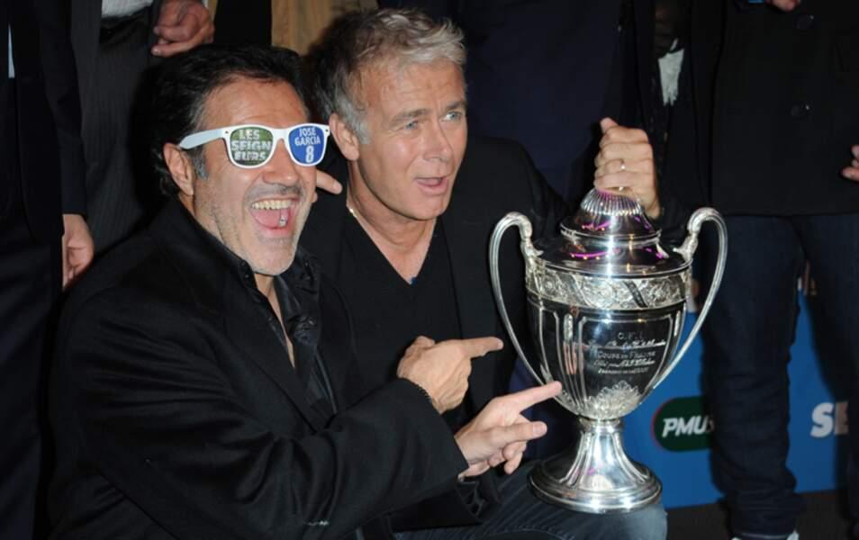 Les Seigneurs Franck Dubosc et Jose Garcia 6