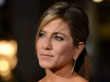 Jennifer Aniston sexy à l'avant-première d'Horrible Bosses 2
