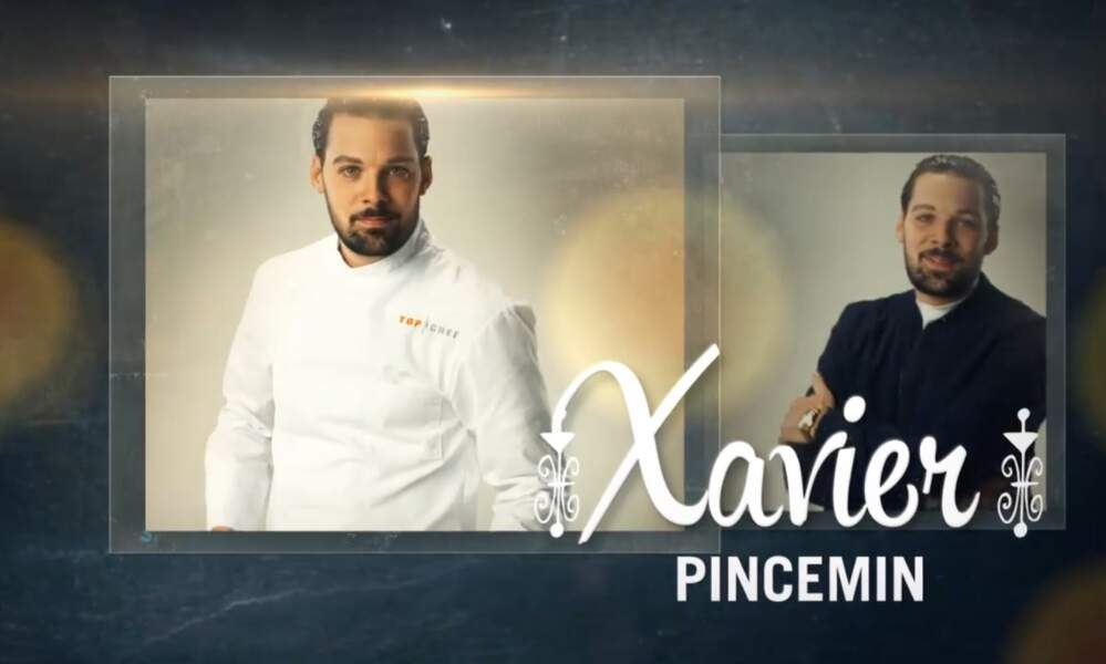 Xavier Pincemin a gagné Top Chef en 2016