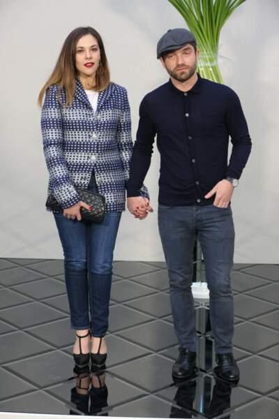 Défilé Chanel Haute Couture : Tata Alysson Paradis et Tonton Guillaume Gouix aussi !