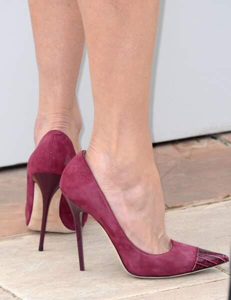 Les chaussures de Nicole Kidman