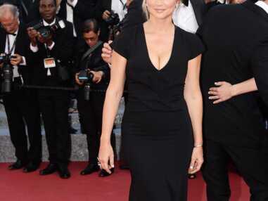 PHOTOS Cannes 2016 Décolleté sexy pour Virginie Efira, Isabelle Huppert très classe
