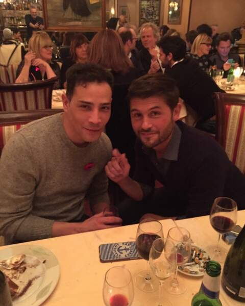 Steevy Boulay & Christophe Beaugrand