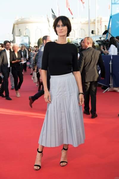 Festival de Deauville 2017 : Clotilde Hesme