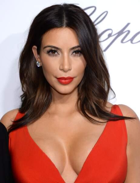 Mars 2014, Kim n'a pas arrêté les injections mais le résultat est plus subtil