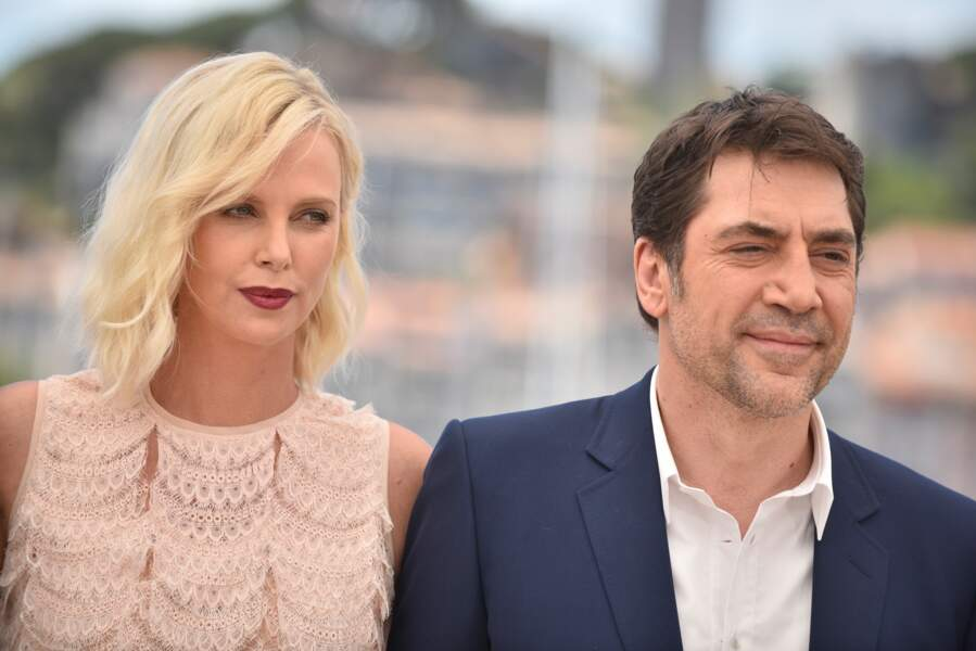 Cannes 2016: Charlize Theron et Javier Bardem