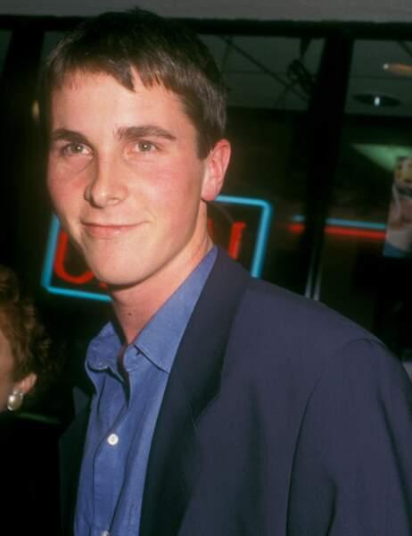 Christian Bale avait le look d'un vendeur d'assurance vie.