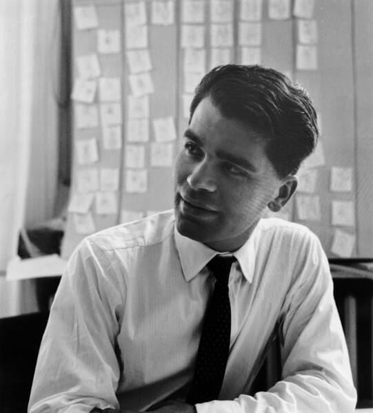 L'évolution physique de Karl Lagerfeld : le créateur en 1959